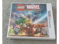 Lego marvel superhero 3DS game