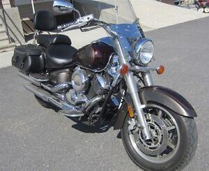 2003 yamaha  V-Star 1100 Silverado Liquidation, Nouveau prix