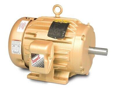 Em2333t 15 Hp 1765 Rpm New Baldor Electric Motor