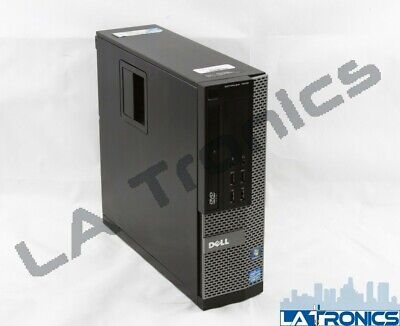 Dell Optiplex 7010 SFF Desktop Intel i3-4330 3.50GHz 4GB 500GB HDD Win 10 Pro