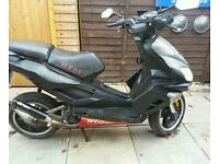 50cc btm scooter