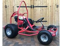 AWESOME 8HP OFF ROAD BUGGY/GO KART, THE ULTIMATE XMAS PRESENT