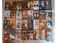Bundle Job Lot of VHS Video's Thriller, Action, Adventure x33 for sale  Rotherham, South Yorkshire