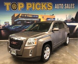 2012 Gmc Terrain Very Low Mileage, Accident Free & Certified!