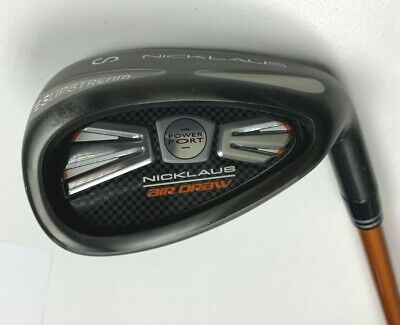 Sand Wedge 56 Degree Air Draw by Jack Nicklaus with Graphite Speed weight Shaft