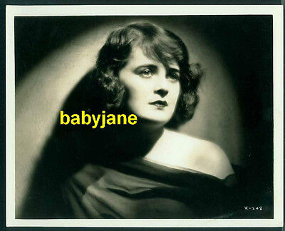 MOLLY O'DAY VINTAGE 8X10 PHOTO FIRST NATIKOINAL PICTURES PORTRAIT