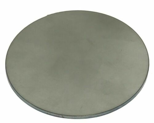 "1/8"" Stainless Steel 304 Plate Round Circle Disc 2"" Diameter (.125"")"