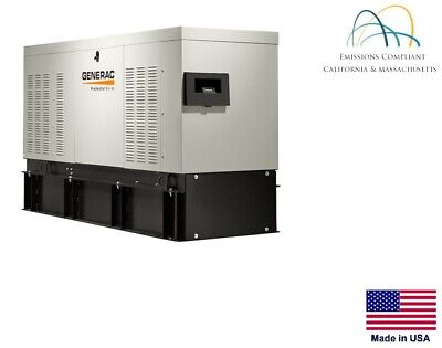Standby Generator - Commercial - 30 Kw - 120240v - 1 Phase - Diesel