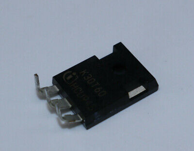 6x INFINEON Fast IGBT K30T60 Transistor 50A 600V IKW30N60T TO-247-3 MOSFET BUF