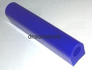 BLUE CARVING WAX  36mm x 28mm FLAT TOP RING TUBE JEWELLERY LOST WAX CASTING