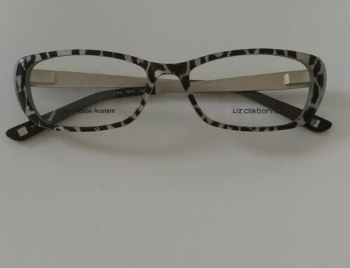 New Women's LIZ Claiborne L600 0EF5 Eyeglasses Frames 50-16-