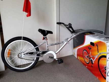 kids bike trailer tandem extension child tag along - New Chadstone Monash Area Preview