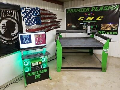 Cnc Plasma Cutting 4x4 Table Premier Plasma 2017 Made In Usa W Floating Head
