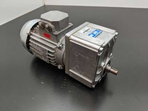 Montech Indur US-362 20:1 Ratio 3PH .18kW Electric Gear Reduction Motor