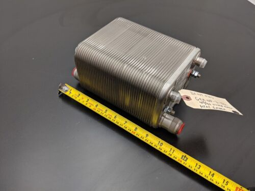 GEA Nickel Plated Heat Exchanger NP 3-TIO-40/40 Free Ship NEW