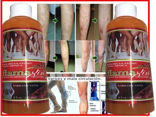 16Oz VARICOSE SPIDER VEINS CREAM,HORSE CHESTNUT LEGS VESSELS Vein Bruise arnica
