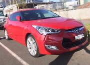 2013 Hyundai Veloster Auto with REGO till April 2018 Docklands Melbourne City Preview