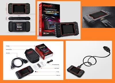 3 Gerät Einstellen (OBD Diagnosegerät iCarsoft VAWS V2.0 für Audi / VW / Seat / Skoda )