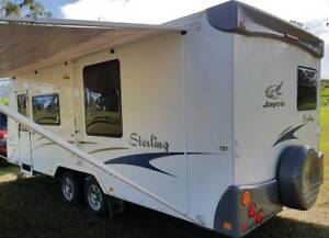 2007 Jayco Sterling 21ft Ensuite Gympie Gympie Area Preview