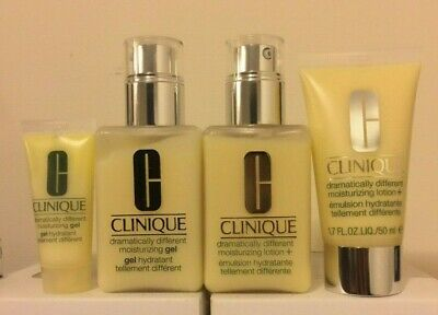 Clinique Dramatically Different Moisturizing Lotion /Gel FULL OR TRAVEL SIZE