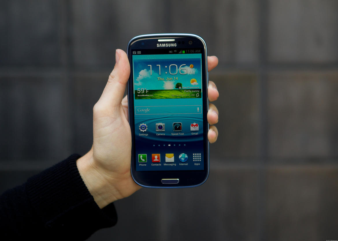 How To Fix A Touchscreen On A Samsung Galaxy S3