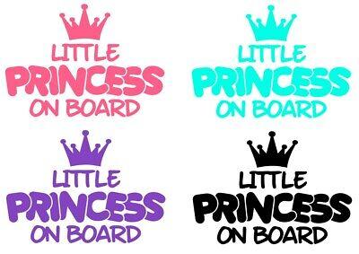 Baby On Board Baby Child Window Bumper Car Sign Window Sticker SALE