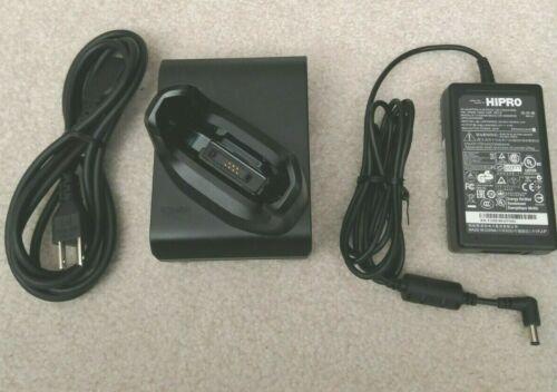 Zebra CRD-TC51-1SCU1-01 Single Slot Cradle TC51 TC56 Series, Power Supply/Cables