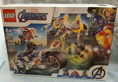 LEGO Avengers Speeder Bike Attack Super Heroes (76142)