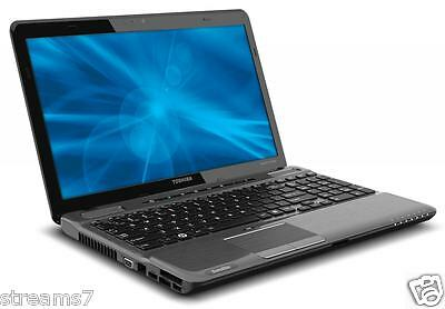 TOSHIBA Satellite P755 2nd Generation Intel Core™ i5 Laptop PC w/ 640GB 8GB WiFi