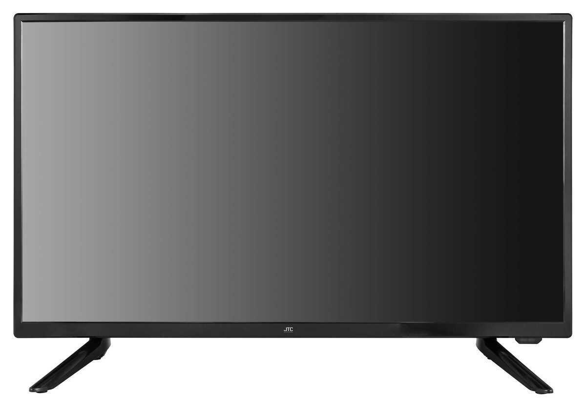 JTC Full-HD-LED-TV »Enterprise FHD 2.4D« Fernseher HDMI USB DVB T2 S2 C