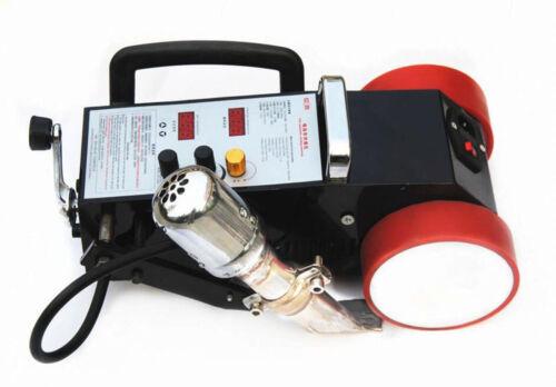 220V Hot Air PVC Banner Welder Hot Air Welding Machine Banner Welder LC-3000A