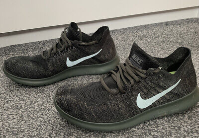 Nike Free Run Fly Knit Running Trainers Size UK 7
