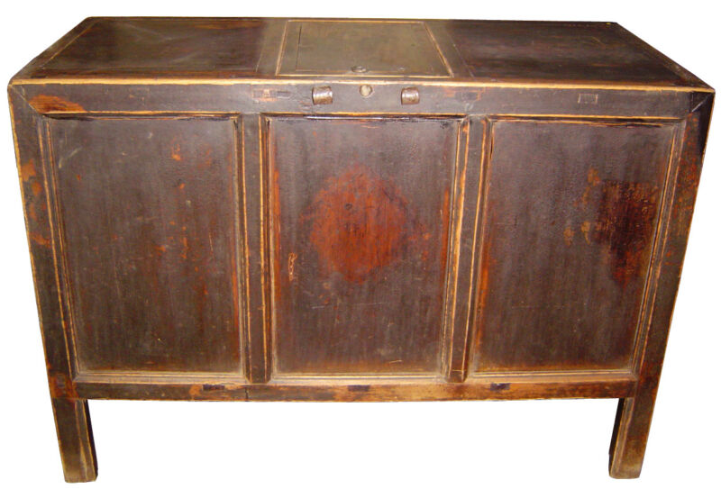 Chinese Antique MingTreasure Trunk (3091), Circa 1800-1849