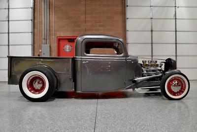 1936 Ford Other Pickups Hot Rod 1936 Ford Pickup All Steel Kustom Hot Rod Show Truck  One Of A Kind