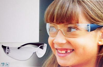 Schutzbrille für Kinder Kinderschutzbrille Panoramabrille EN166 Made in Germany
