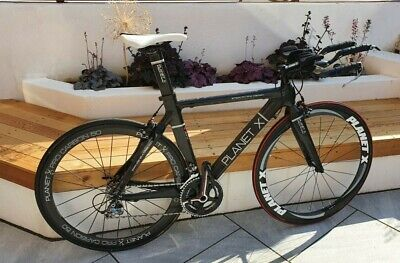 Planet X Stealth Pro Carbon Tri Bike medium - Loved this bike