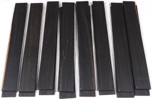 Good grade Gabon ebony electric guitar fingerboard fretboard blank