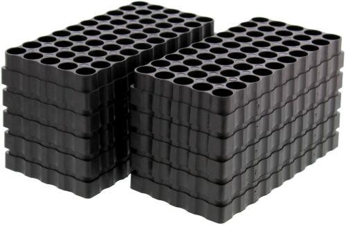 10Pack Reload Large Caliber 50Round Universal Reloading Ammo Tray Loading Blocks