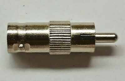 20pcsx Male Gold Compression Coax Connectors RG59