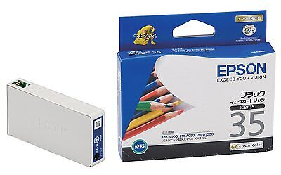 EPSON ICBK35 Black Ink Cartridge For PM-A900  Genuine /Expiration