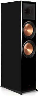 Klipsch RP-8000F Piano Black Floorstanding Speaker