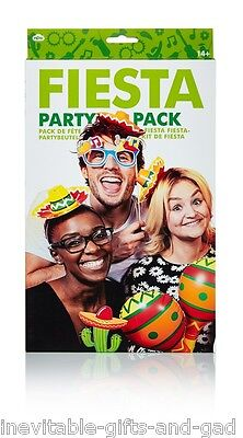 Fiesta Party Pack Summer Beach Hawaii Photo Booth Props Giant Inflatable Maracas