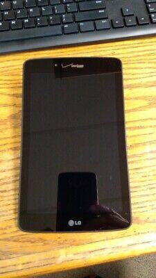 LG G Pad 7.0 LTE 16GB, Wi-Fi + 4G Verizon, 7in - Black
