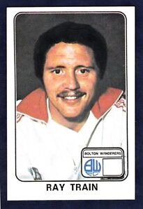 PANINI-FOOTBALL-79-067-BOLTON-WANDERERS-RAY-TRAIN