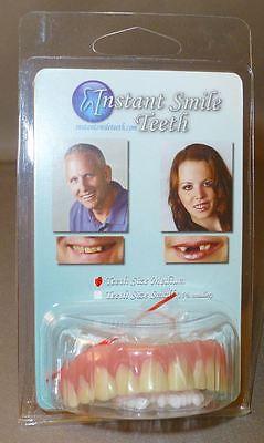 Instant Smile Teeth MEDIUM Top Veneers Fake Cosmetic Dr Bailey's Dental Makeover
