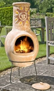 WANTED clay chiminea