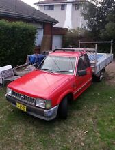 1995 Ford Courier Ute Forestville Warringah Area Preview