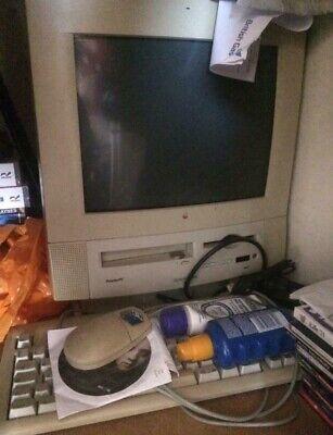 Mac Performa Computer Macintosh Apple Vintage