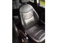 Mini r53 heated leather seats