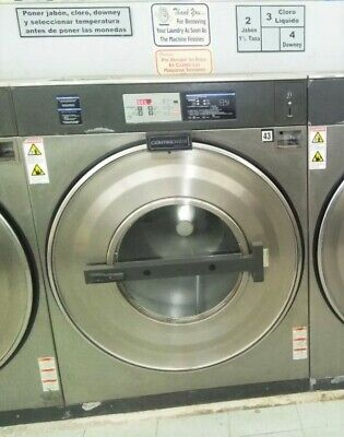 Continental Girbau Front Load Stainless Steel Washer 75 Lbs Sn1031475k07